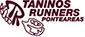 Logotipo Taninos Runners