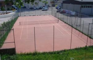 Pista tenis O Reiro