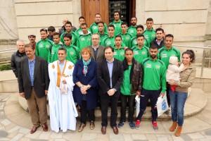 selección futbol SAHARA