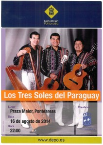 Los Tres Soles del Paraguay