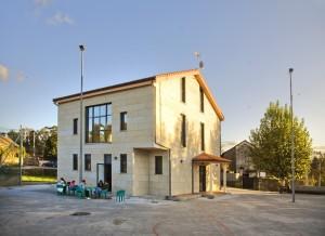 casa cultural Moreira