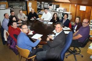 Reunión coas direccións dos centros de ensino