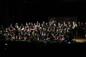 Concerto coro xuvenil Cantemos