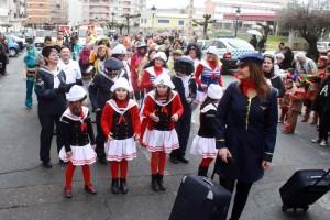 desfile de comparsas