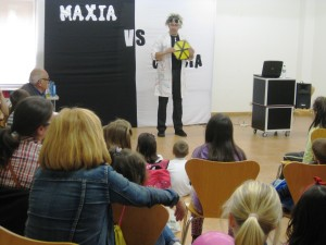 maxia e ciencia