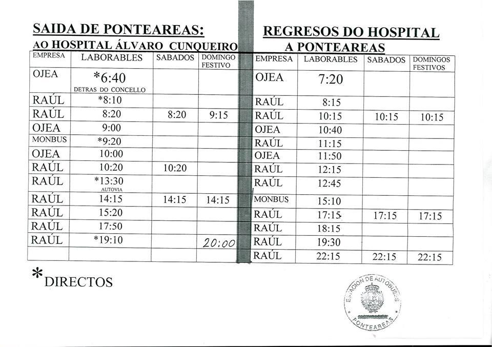 horarios-buses-alv-cunqueiro