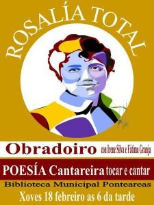 cartel Rosalía Total