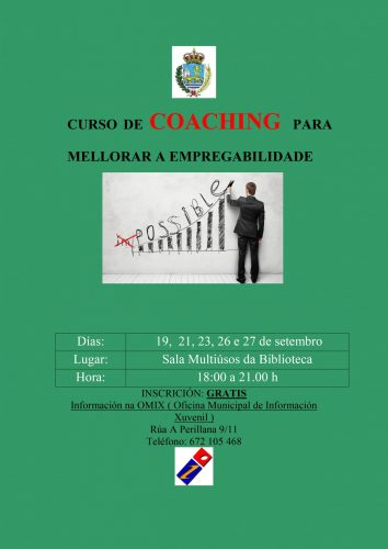 CARTAZ COACHING