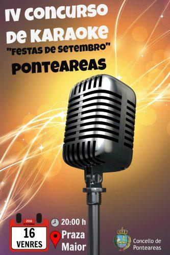 Cartel karaoke NOVA DATA