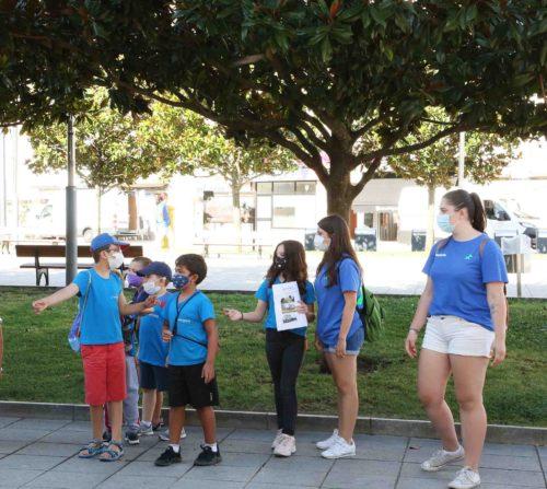 O Concello de Ponteareas ofrece máis de 400 prazas de campamentos para este verán
