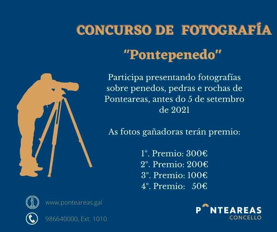 Ponteareas pon en valor os elementos do seu patrimonio natural a través do concurso fotográfico 'Pontepenedo'