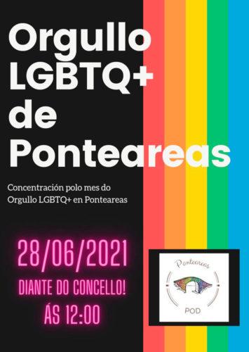 Ponteareas súmase á loita pola igualdade das persoas LGTBIQ+