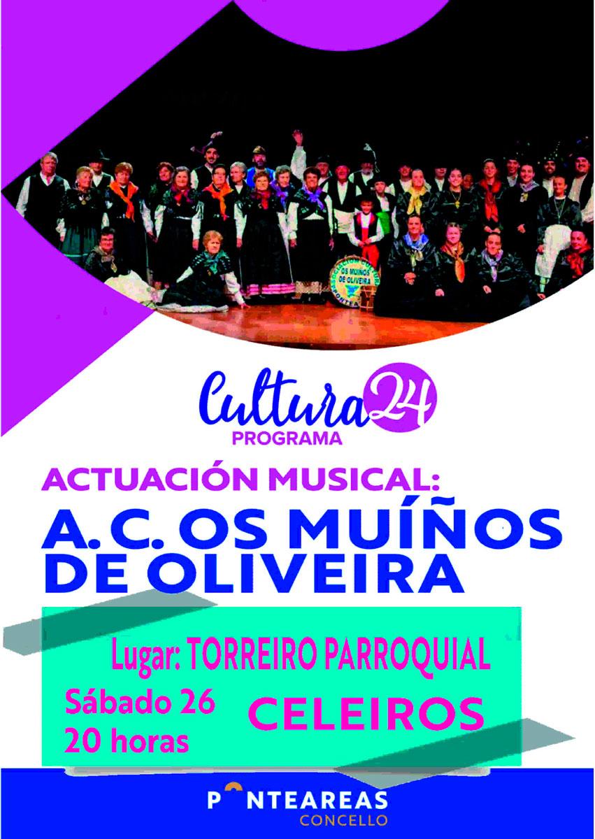 O programa Cultura24 volve ás parroquias
