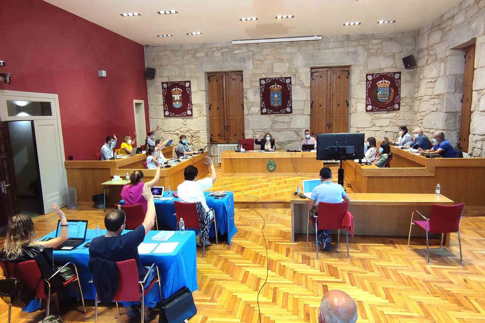 Ponteareas saca adiante un PXOM que impulsa o desenvolvemento económico e social do municipio