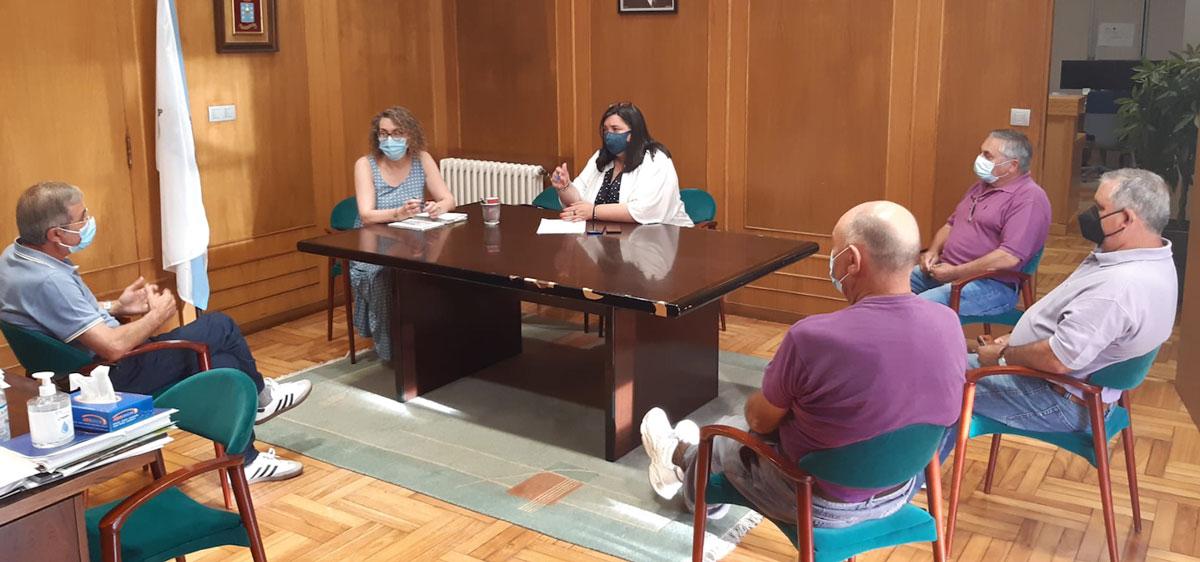 Ponteareas reclama ao Ministerio a exposición pública do anteproxecto de mellora da N-120