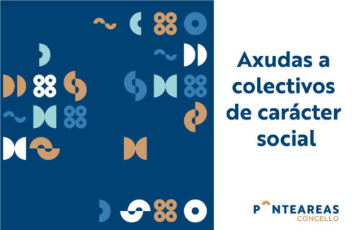O Concello de Ponteareas destinará 8.000 euros á axudas para colectivos de carácter social