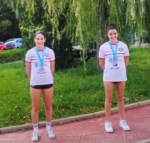 O Club Natación Ponteareas triunfa no Campionato de España Infantil