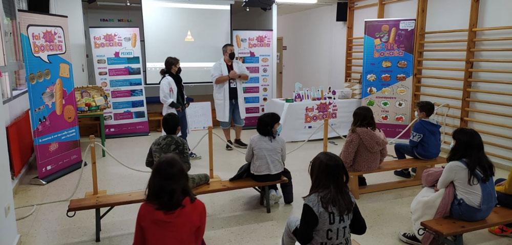 O CEIP Santiago de Oliveira, unha forma diferente de ensinar