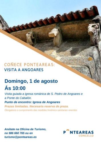 O programa 'Coñece Ponteareas' arranca de novo este agosto cunha visita a Angoares