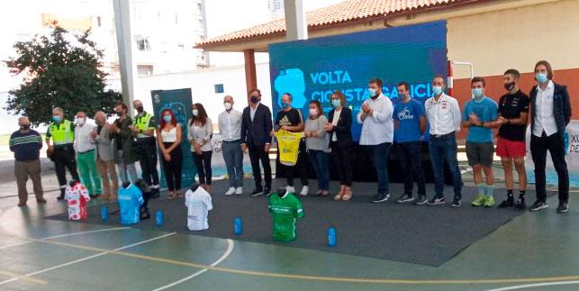 A Volta Ciclista a Galicia sae este xoves de Ponteareas no 35 aniversario da vitoria de Álvaro Pino na Vuelta